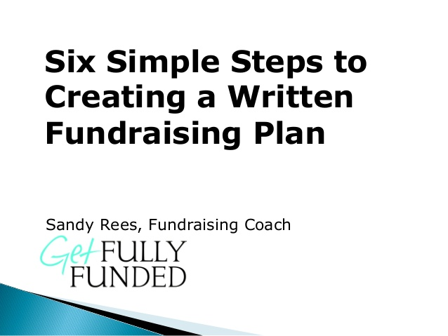 Fundraising plan template shatterlionfo fundraising plan template flashek Image collections