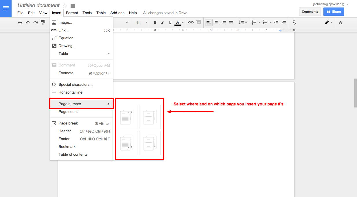 Google docs mla template for Google drive newspaper template