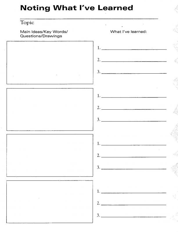 Graphic organizer templates for microsoft word for Free graphic organizer templates