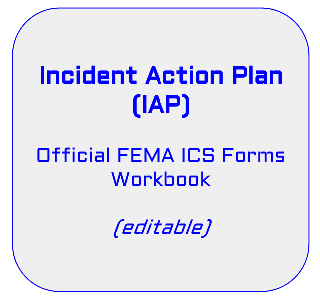 Incident Action Plan Template | shatterlion.info