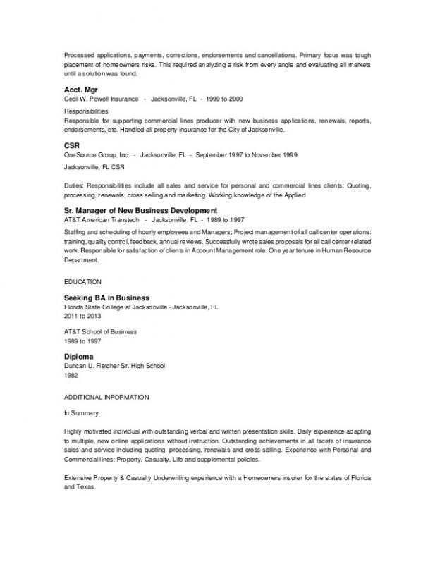 Indeed Resume Template | shatterlion.info