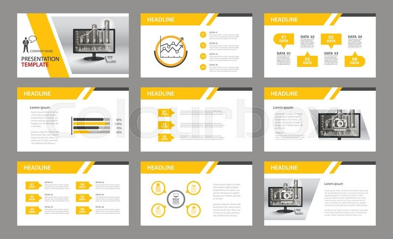 infographic template powerpoint free
