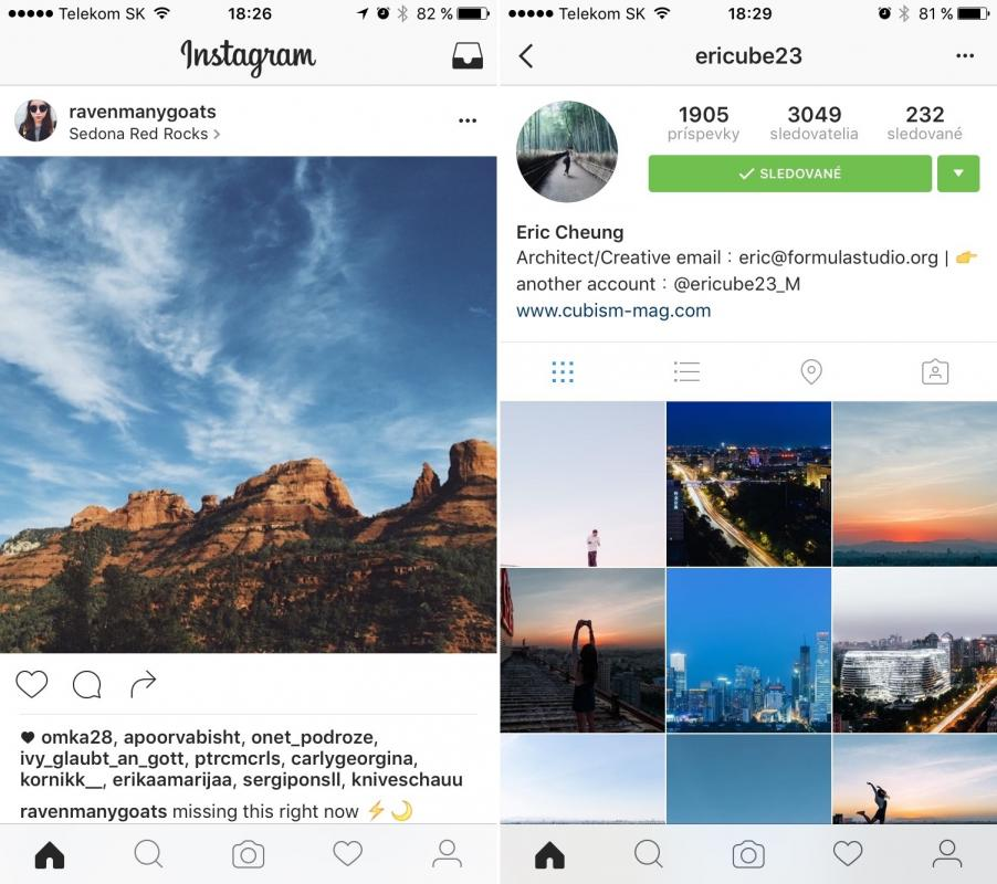 instagram layout template