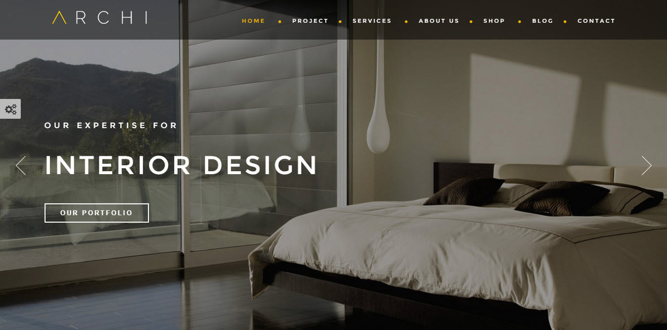 Interior Design Website Templates Shatterlion Info