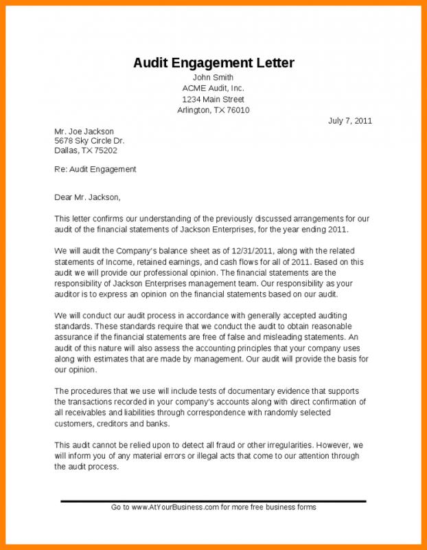 irs letter template