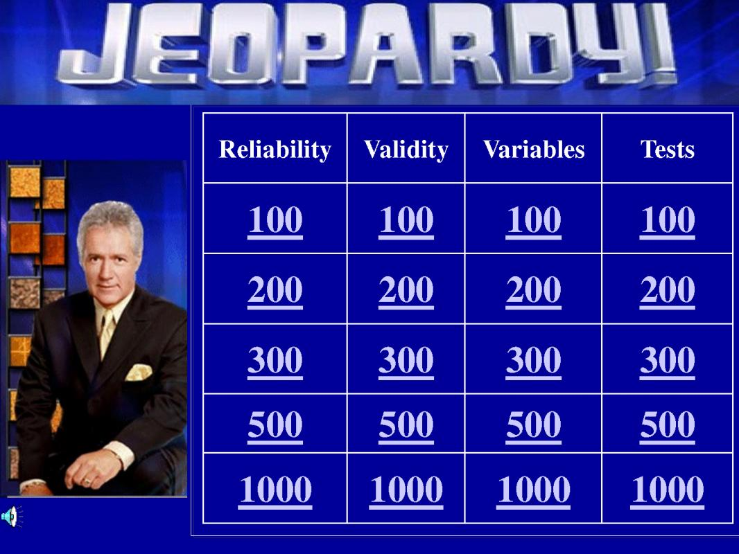 jeopardy template powerpoint 2007 - jeopardy template ppt
