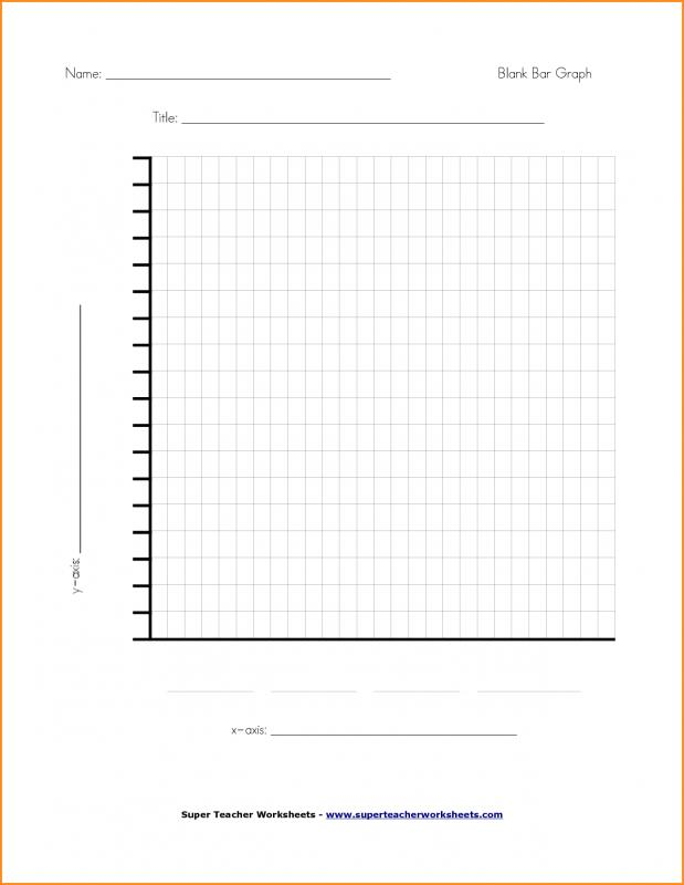 line graph template