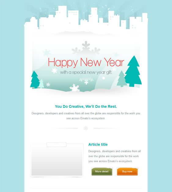 Mailchimp Newsletter Templates