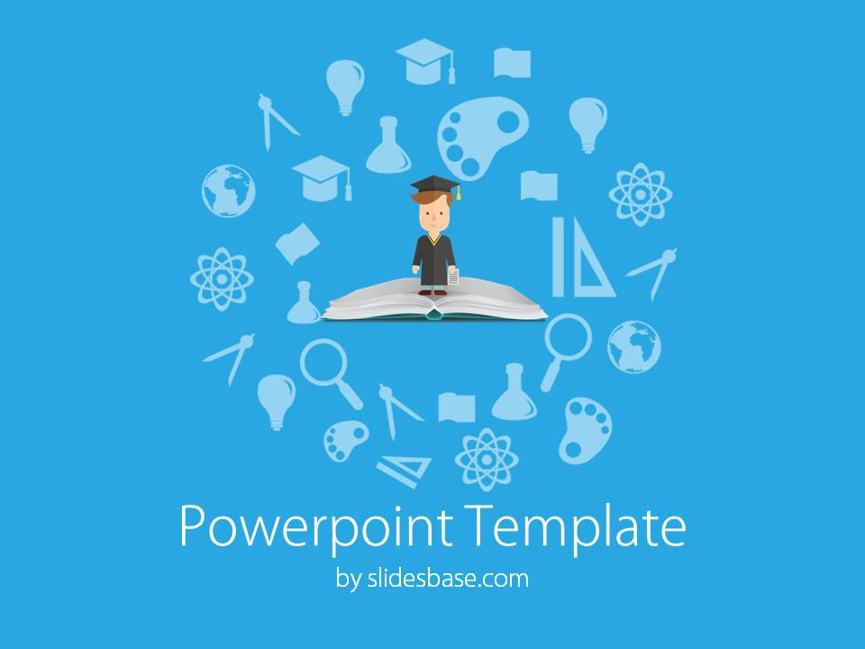 Math Powerpoint Template Costumepartyrun