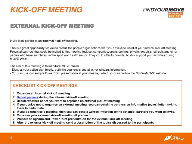 meeting invite template