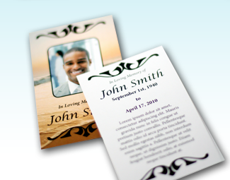 Memorial Card Template Shatterlioninfo - Free printable funeral prayer card template