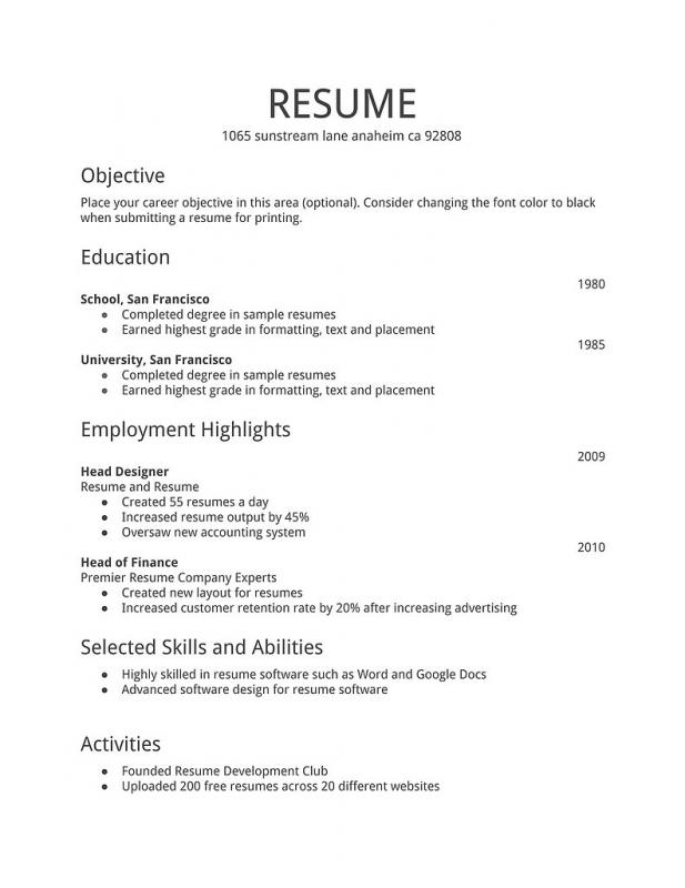 microsoft cover letter template