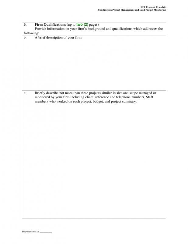 microsoft word proposal template
