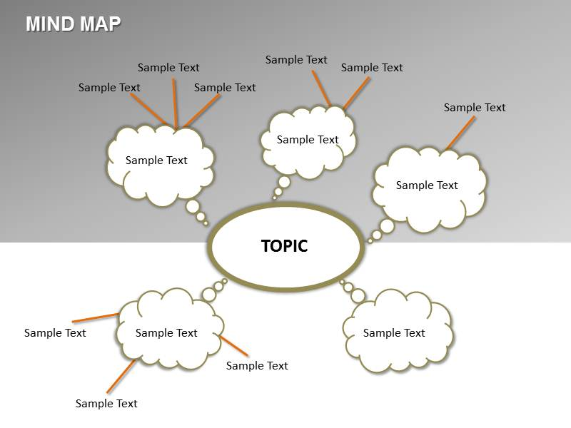 how to create a concept map in powerpoint