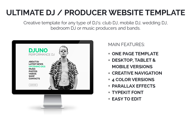 muse website templates
