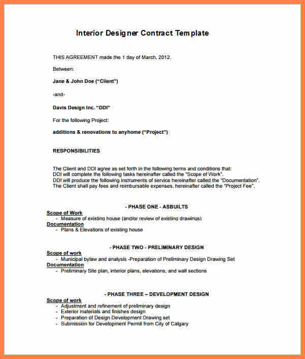 Nda agreement template word for Nda template word document