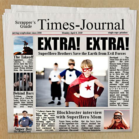 Newspaper Headlines Template Images Template Design Free Download