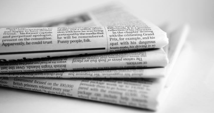 newspaper template publisher
