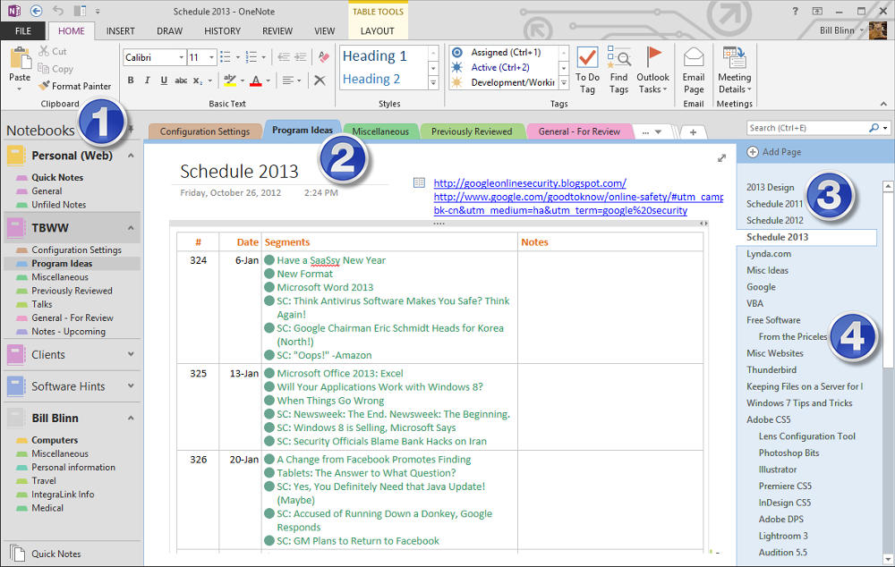 Onenote to do list template for Templates for onenote 2013