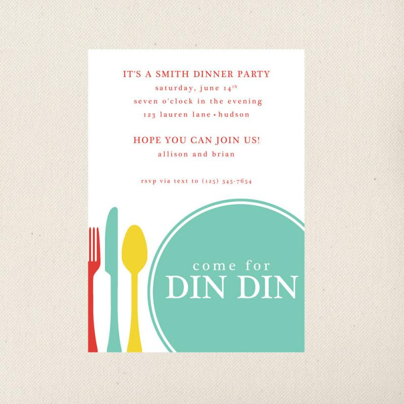 party invitation template