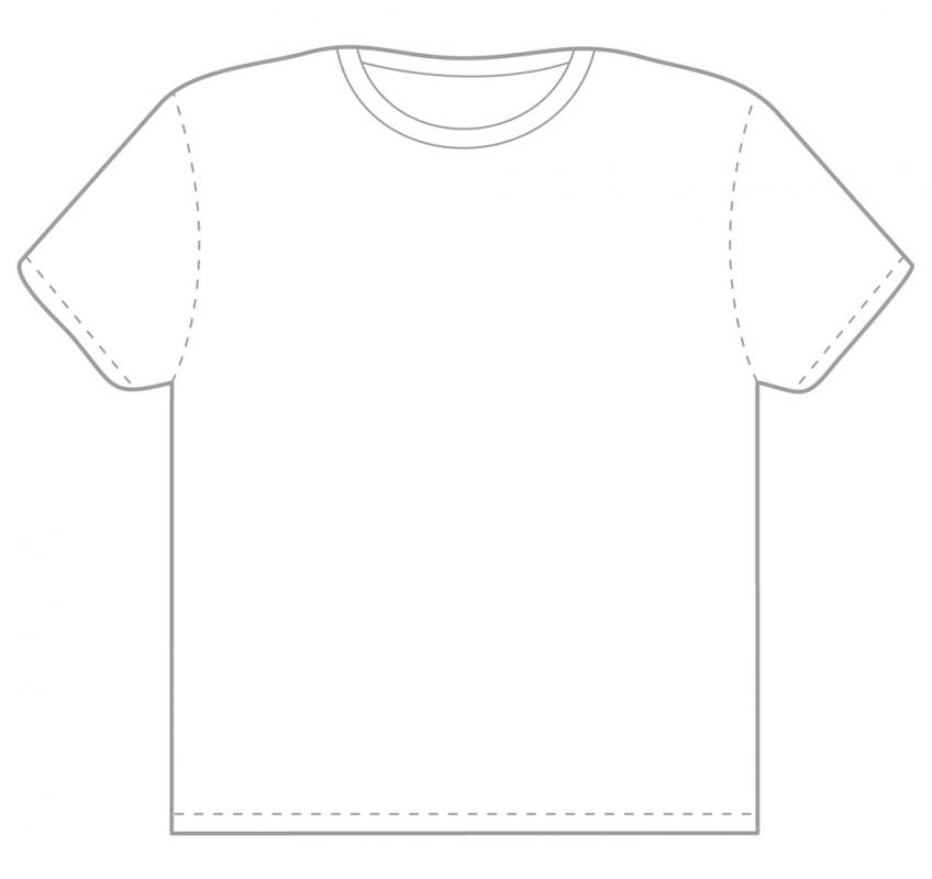 photoshop shirt template
