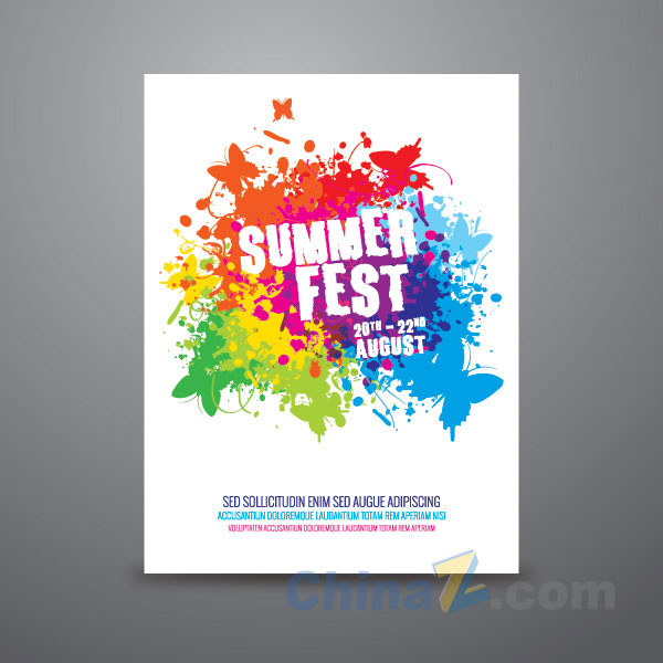 poster template free download