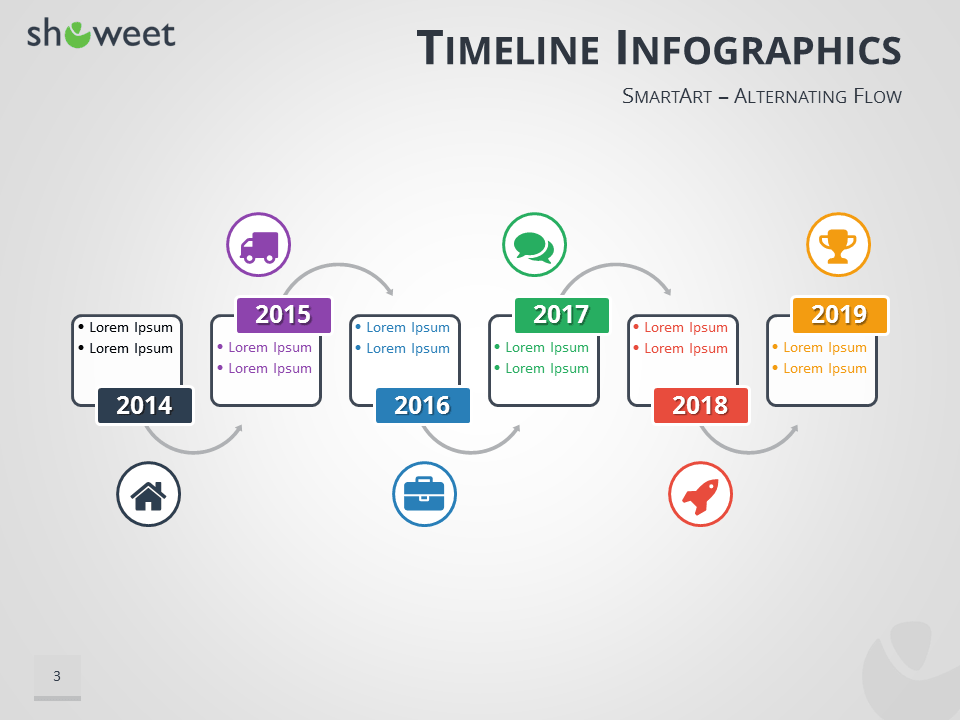 powerpoint roadmap template