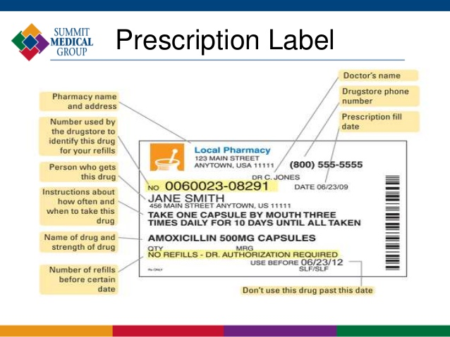 prescription bottle label template. Black Bedroom Furniture Sets. Home Design Ideas
