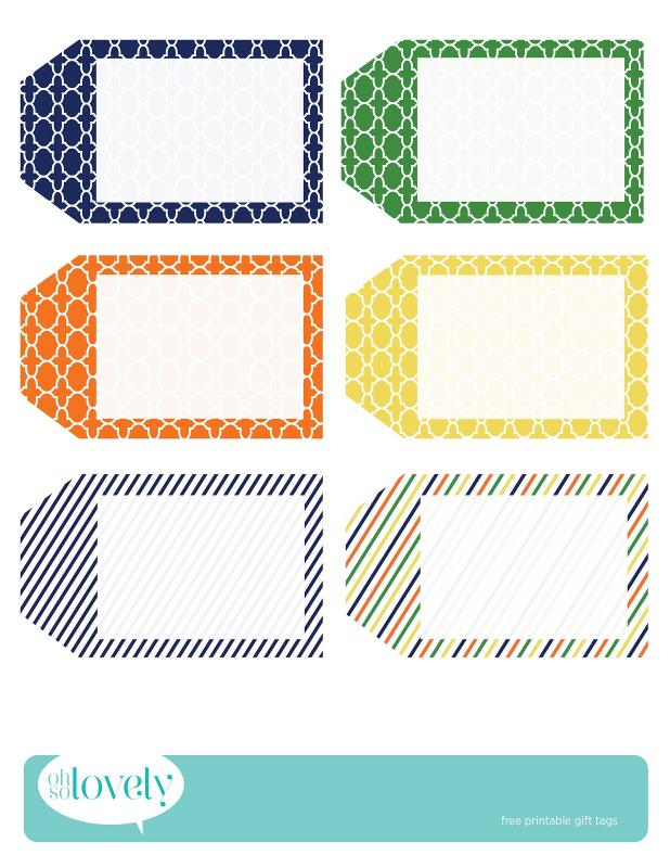 printable gift tags templates