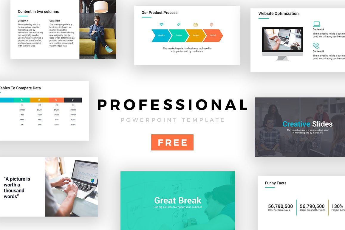Professional Powerpoint Templates | shatterlion.info