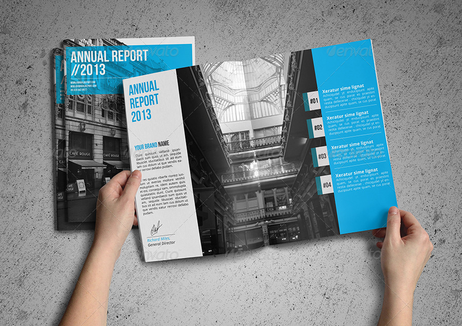 professional report templates