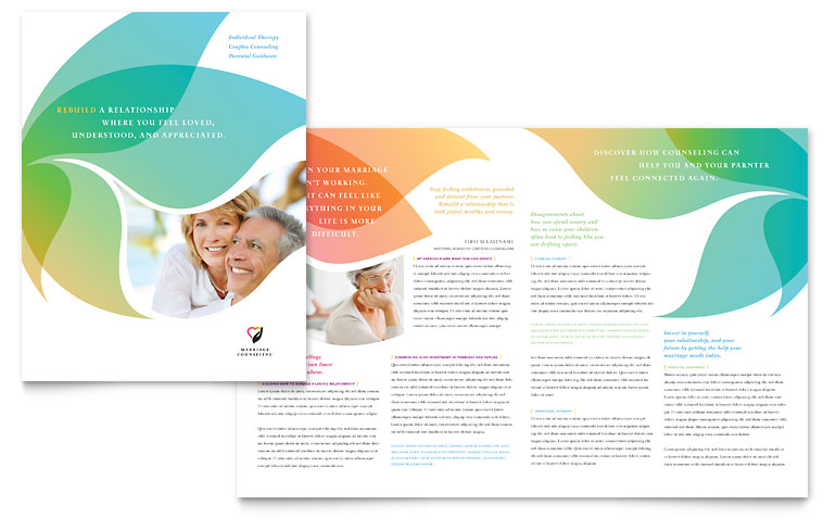 Online Brochure Templates Free Download The 25 Best Tri Fold 31