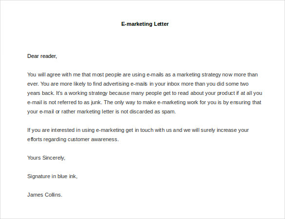 real estate offer letter template
