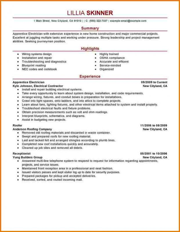 reddit resume template