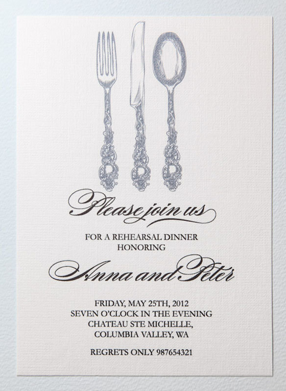 image about Free Printable Rehearsal Dinner Invitations named Rehearsal Meal Invitation Template