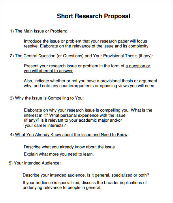 research paper proposal template  shatterlioninfo research paper proposal template
