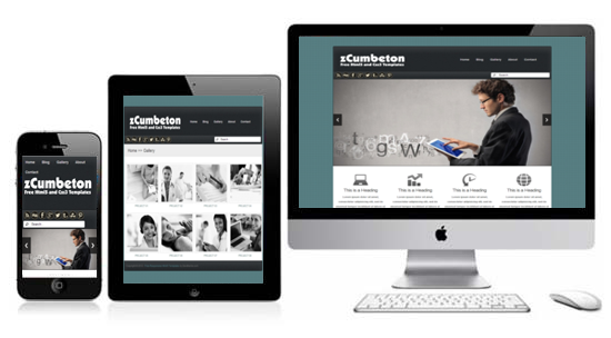 Responsive html template shatterlionfo responsive html template maxwellsz