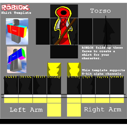 Roblox Shirt Template | shatterlion.info