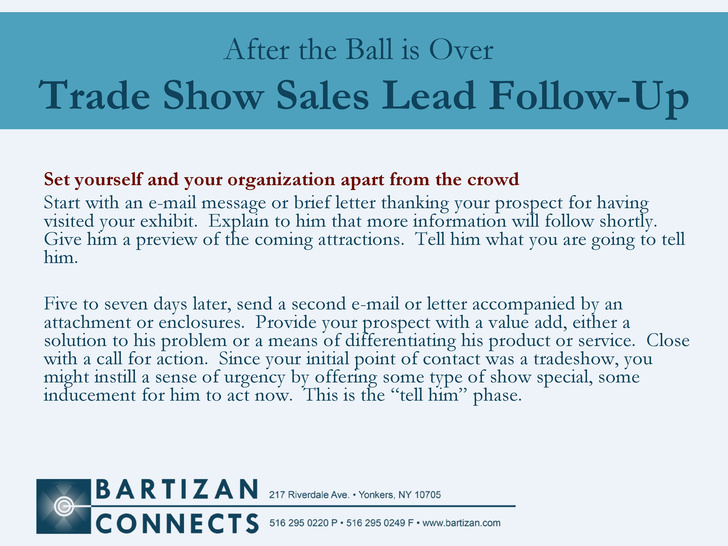 how to write sales follow up email