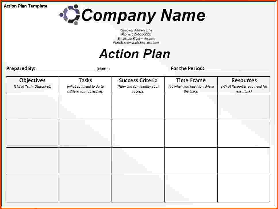 Sales Territory Plan Template | shatterlion.info