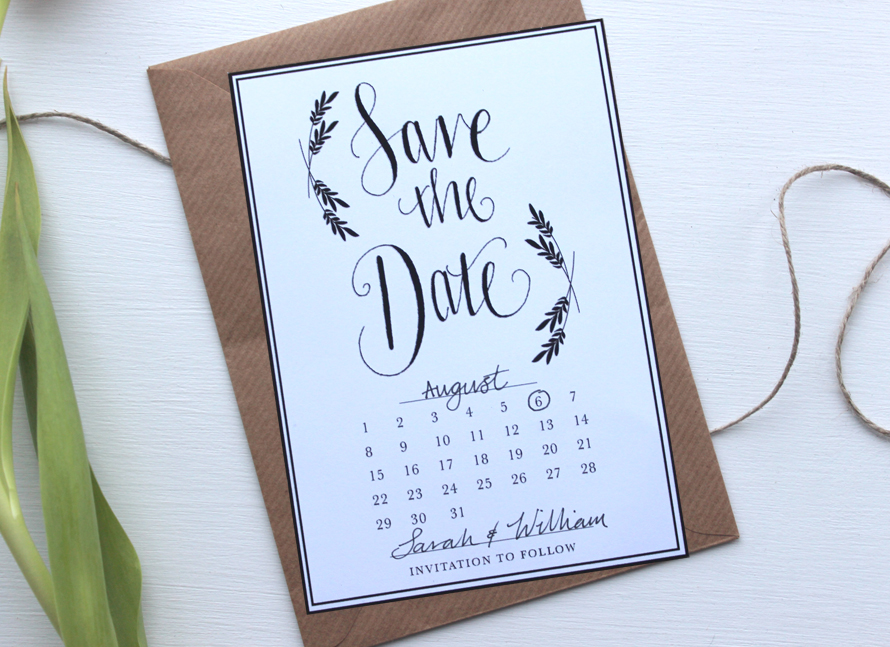 Free printable wedding save the date templates idealstalist free printable wedding save the date templates save the date junglespirit Choice Image