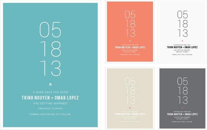 save the date templates word