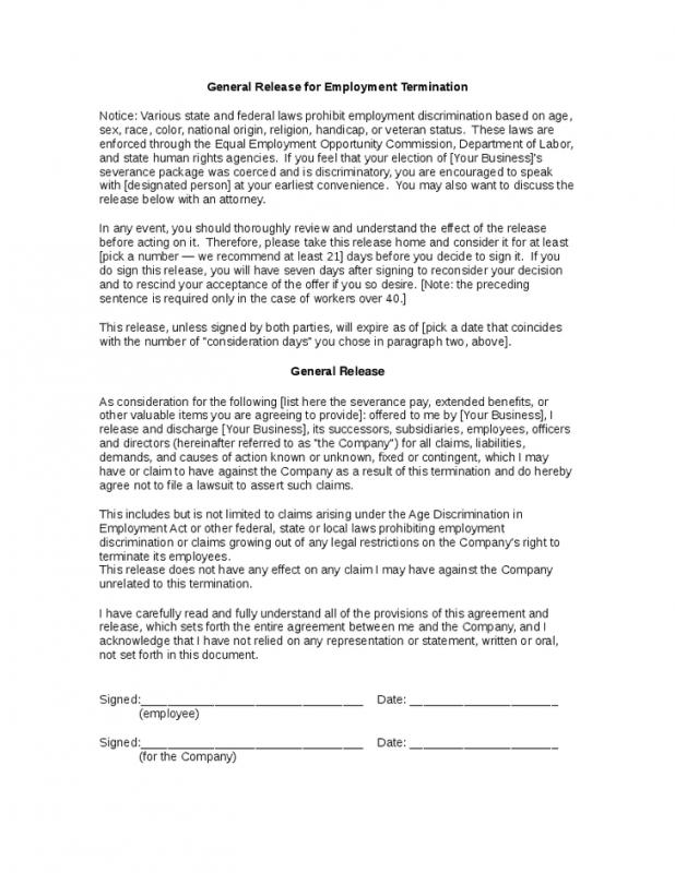 Sex Contract Template