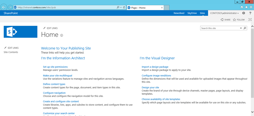 Sharepoint 2013 Site Templates | shatterlion.info