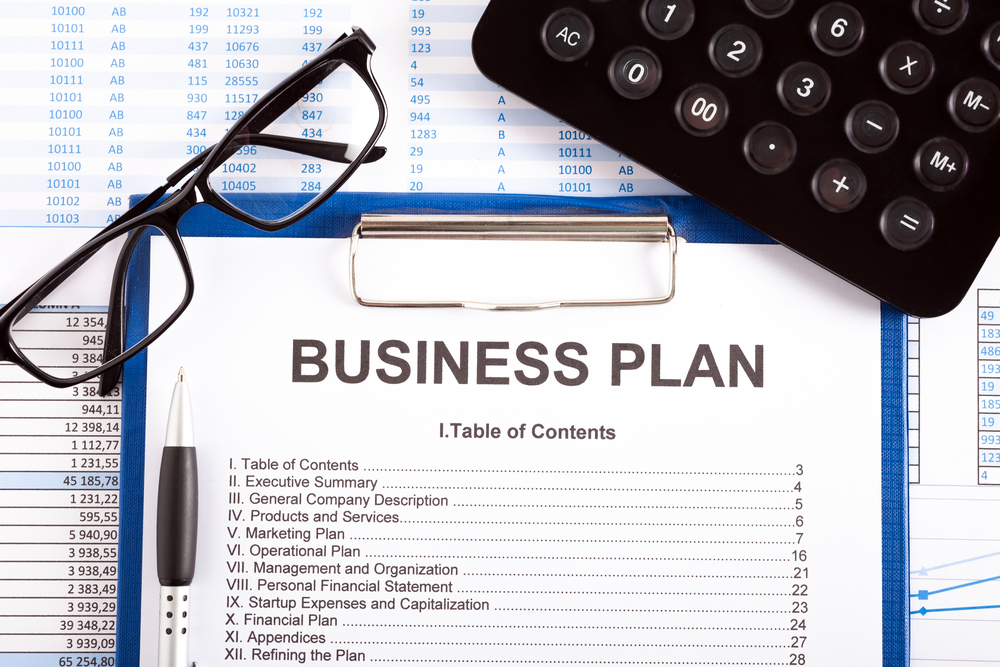 Simple Business Plan Template Shatterlion Info