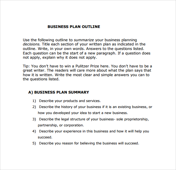 Simple business plan template word shatterlionfo easy business plan template phrase flashek Images