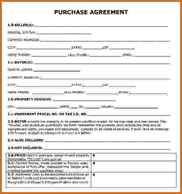 easy loan agreement template free