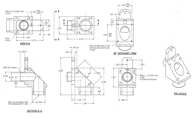 solidworks drawing template