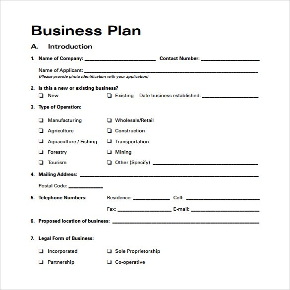 startup business plan template pdf. Black Bedroom Furniture Sets. Home Design Ideas