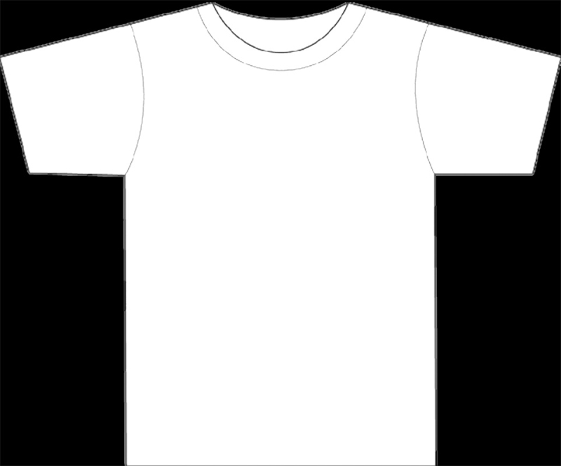 t shirt template photoshop